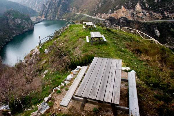viastas espectaculares de Asturias